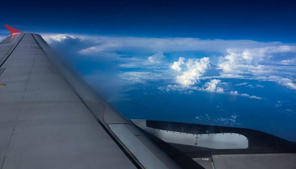 Jetstar 3K 533 Budget Airline Up in the sky