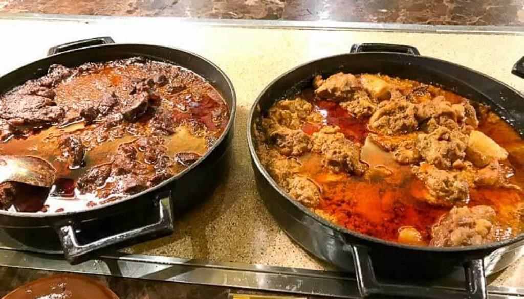 Hyatt Regency Kinabalu Breakfast Chicken curry