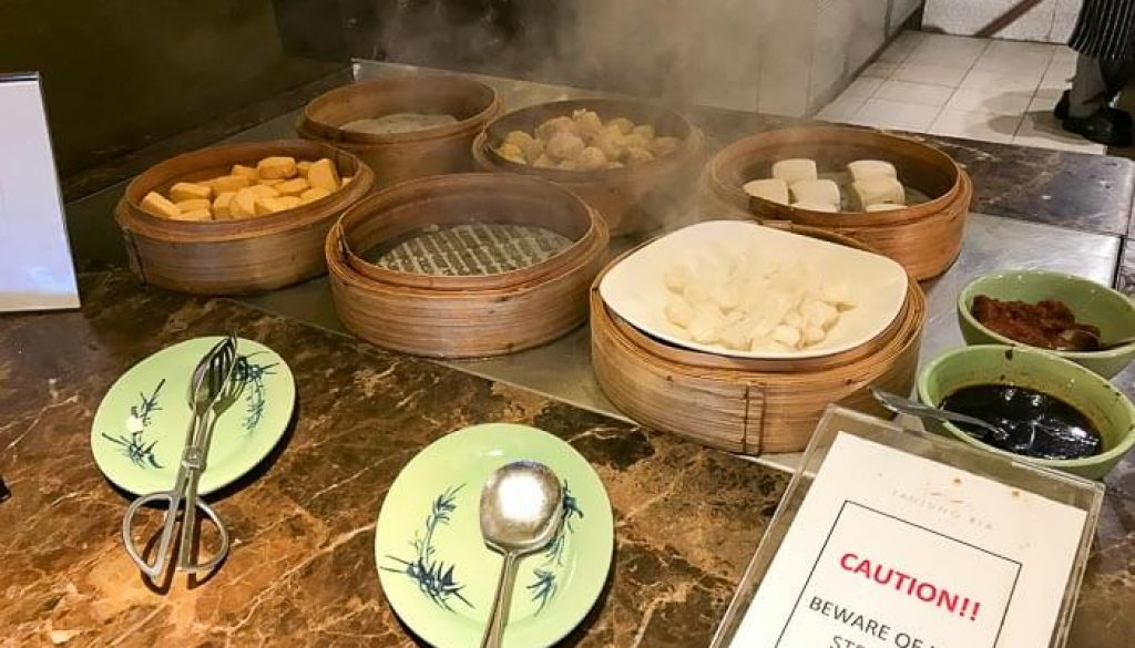 Hyatt Regency Kinabalu Breakfast Dim Sum