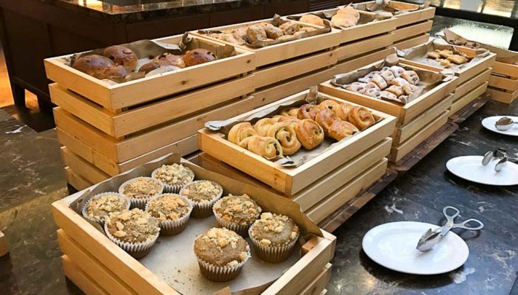 Hyatt Regency Kinabalu Breakfast Pastry Bar